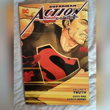 Superman Action comics - Truth