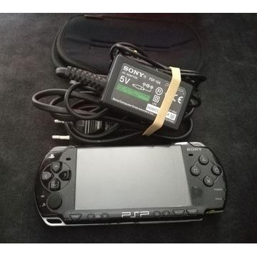 KONSOLA SONY PSP-2004_Wgrane GRY