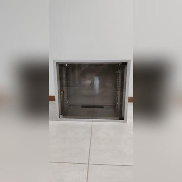 ZPAS Szafka jednosekcyjna 19 cali SU 10U 600x400
