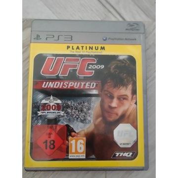 PS3 UFC 2009 ENG