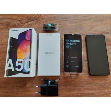 Samsung Galaxy A50 (SM-A505FN/DS) czarny