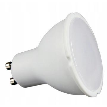 Żarówka GU10 LED 2835 SMD 1,5W RA80 CIEPŁA BIAŁA