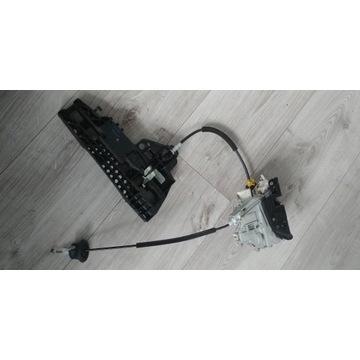 Zamek 6 pin lewy tył a4 b8 Q5 Q3 Q7 8K0 839 015 C