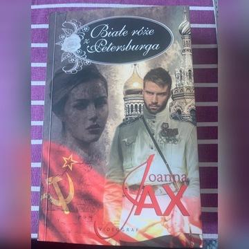 """""""Białe róże Petersburga"""" powieść o miłości"""