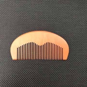 Grzebień drewniany dla Brodaczy 10,6 cm