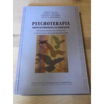 Psychoterapia skoncentrowana na emocjach R. Elliot