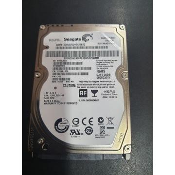 dysk firmy Seagate 1000 GB 5400 używany