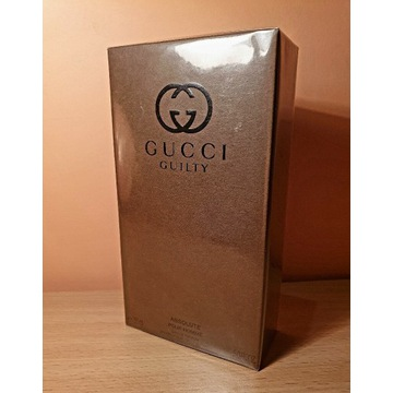 Gucci Guilty Absolute pour homme 150 ml EDP folia