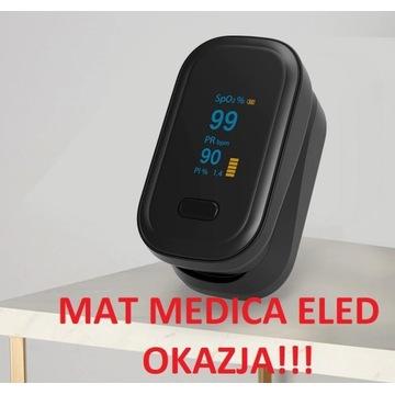 MEDICA Dostępne od RĘKI Przenośny pulsoksymetr