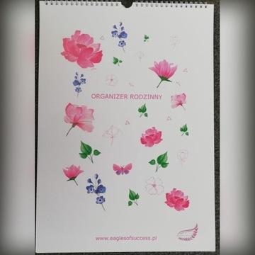 Organizer Rodzinny planner kalendarz
