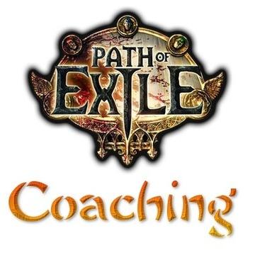 Path of Exile - Coaching (nauka z trenerem) 65min!