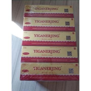 10 x Yiganerjing  Oryginal z pudełkiem + mydełko