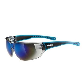 UVEX Okulary rowerowe Sportstyle 204 blue S3