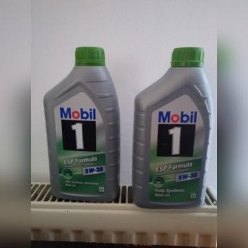 Olej MOBIL 1 ESP formuła 5w30