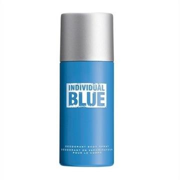 Dezodorant perfumowany dla niego Individual Blue