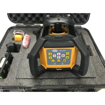 Niwelator laserowy Nivel System NL500- SUPER STAN!