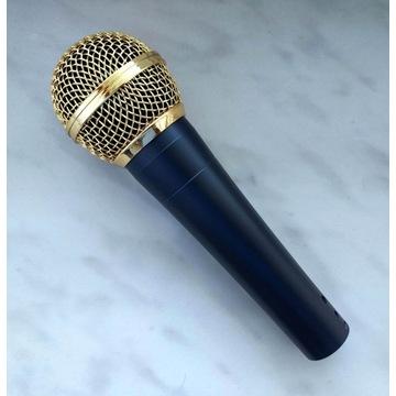 Mikrofon dynamiczny dla rapera - dobry i elegancki