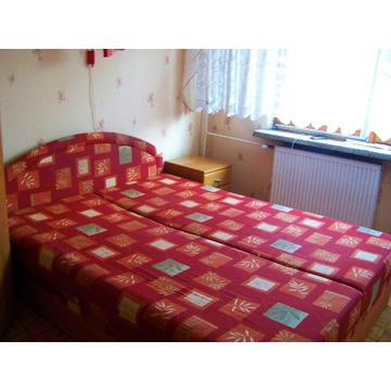 Łóżko tapicerowane dwuosobowe 160x200