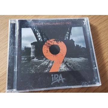 IRA - 9 CD + DVD EDYCJA SPECJALNA - UNIKAT
