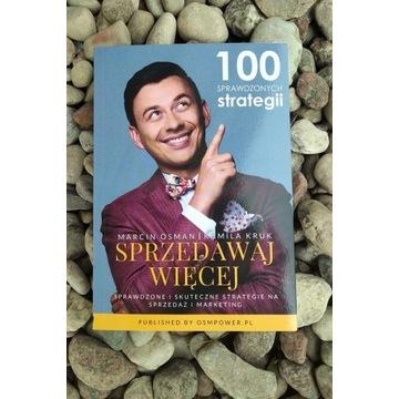 Książka Sprzedawaj wiecej Marcin Osman