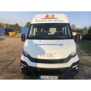Iveco Daily 35S18 MAXI LONG