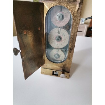 Zegar do konstantowania gołębi REX BRUXELLES