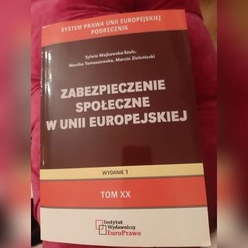 Zabezpieczenie  społeczne w Unii Europejskiej.