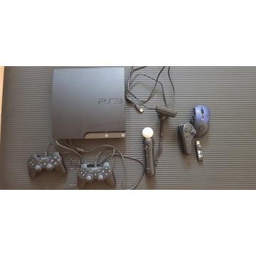 Konsola Sony Playstation 3 Slim 320 GB