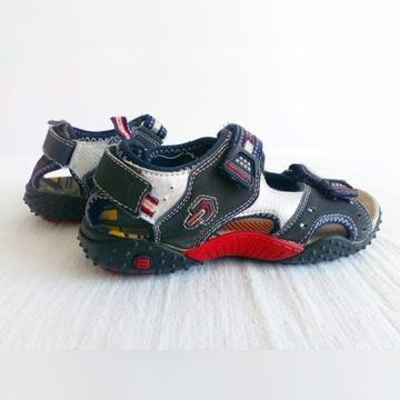 Sandały sportowe trekingowe BADOXX r. 35