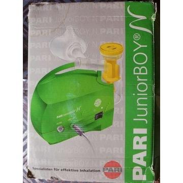 Inhalator Pari Junior Boy w BDB stanie