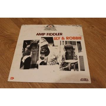 Sly & Robbie Amp Fiddler 2LP