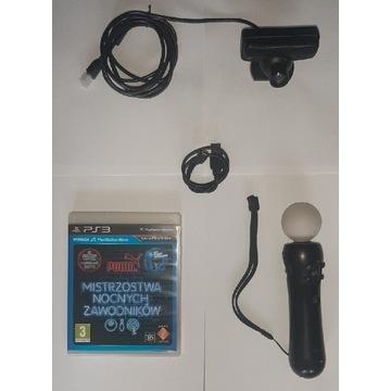 Zestaw move Playstation 3 PS 3 zestaw ruchowy