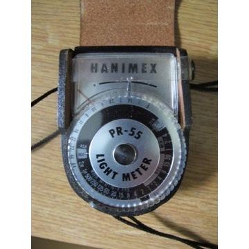 Światłomierz Hanimex