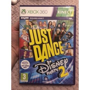 Just Dance Disney Party 2 XBOX 360 **UNIKAT**