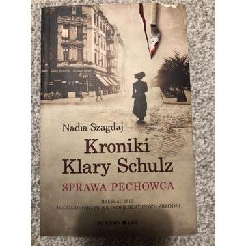 Kroniki Klary Schulz - Nadia Szagdaj