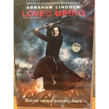 Abraham Lincoln Łowca Wampirów DVD