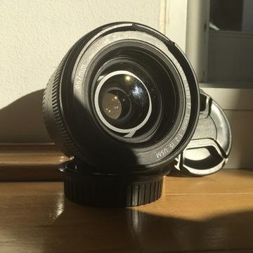 Obiektyw Canon 35mm f2 IS USM