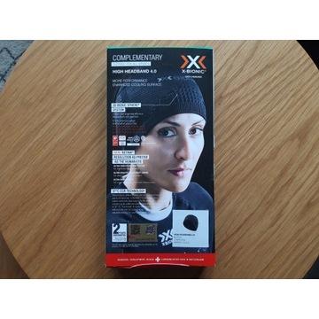 Nowa sportowa opaska X-Bionic High Headband