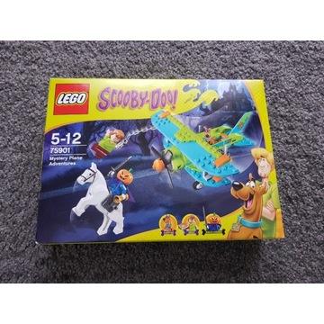 LEGO Scooby-Doo!  75901 Przygody w samolocie NOWE!