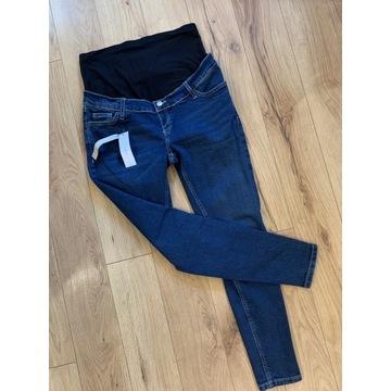 Nowe stylowe jeansy ciążowe rurki Topshop W30/L32