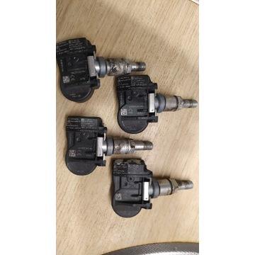Czujnik ciśnienia tpms zestaw Renault S180052048H
