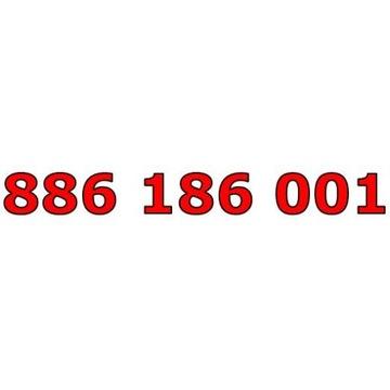 886 186 001 HEYAH ŁATWY ZŁOTY NUMER STARTER