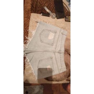 Spodenki Nowe Jeansowe