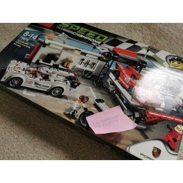 LEGO 75876 Speed Champions - Porsche 919 Hybrid i