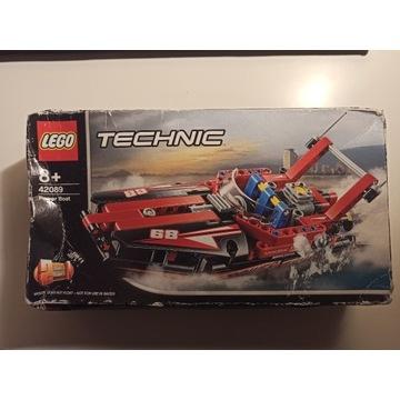Lego Technic 42089 NOWE uszkodzone pudełko