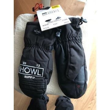 Rękawiczki Howl Team Mitt roz. M