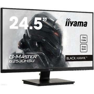 Monitor iiyama G-Master Black Hawk G2530HSU-B1