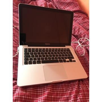 MacBook Pro 13 Late 2011 16gb SSD+HDD