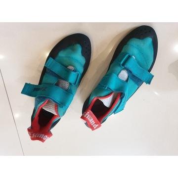buty wspinaczkowe dziecięce
