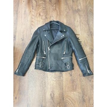 Motocyklowa kurtka skórzane, Ramoneska